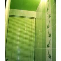 Горизонтальные жалюзи в туалет в Бобруйске