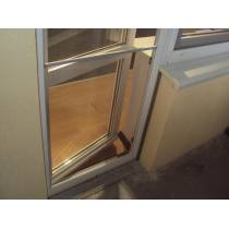 Москитная дверь на петлях в Бобруйске
