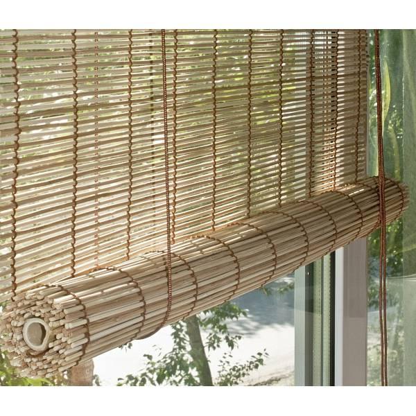 Бамбуковые рулонные жалюзи в Бобруйске