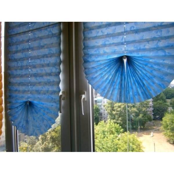 Бумажные жалюзи на пластиковые окна в Гродно