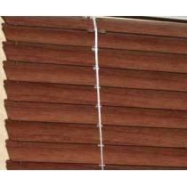 Алюминиевые горизонтальные жалюзи 50 мм под дерево в Гродно