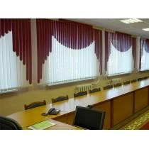 Вертикальные тканевые мультифактурные жалюзи в Гродно