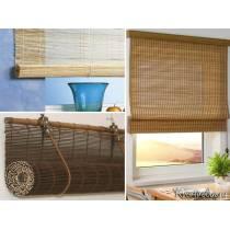 Рольшторы бамбуковые