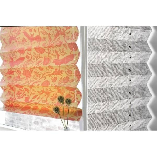 Бумажные жалюзи на пластиковые окна