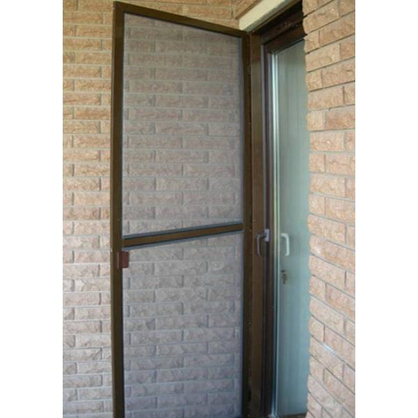 Москитная дверь на петлях в Витебске